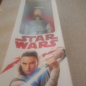 Star Wars Rey Action Figure Doll